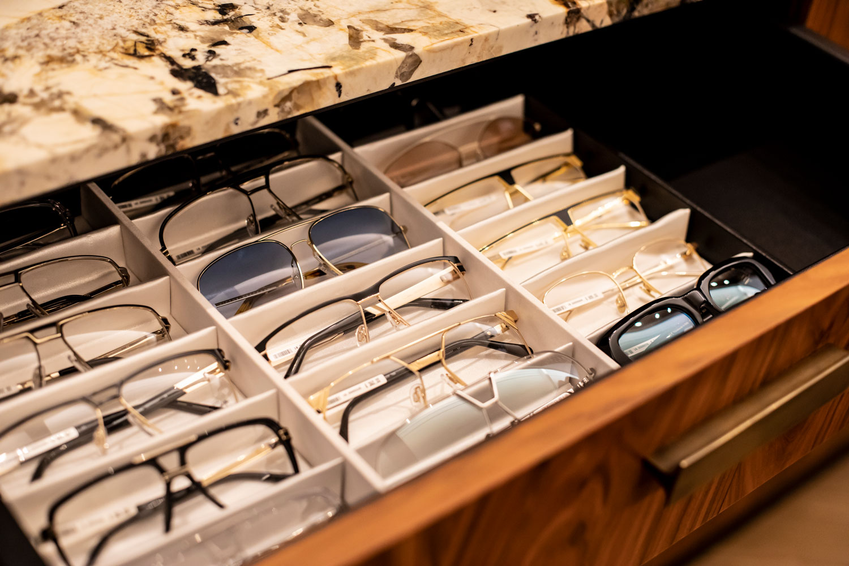 Le bar à lunettes