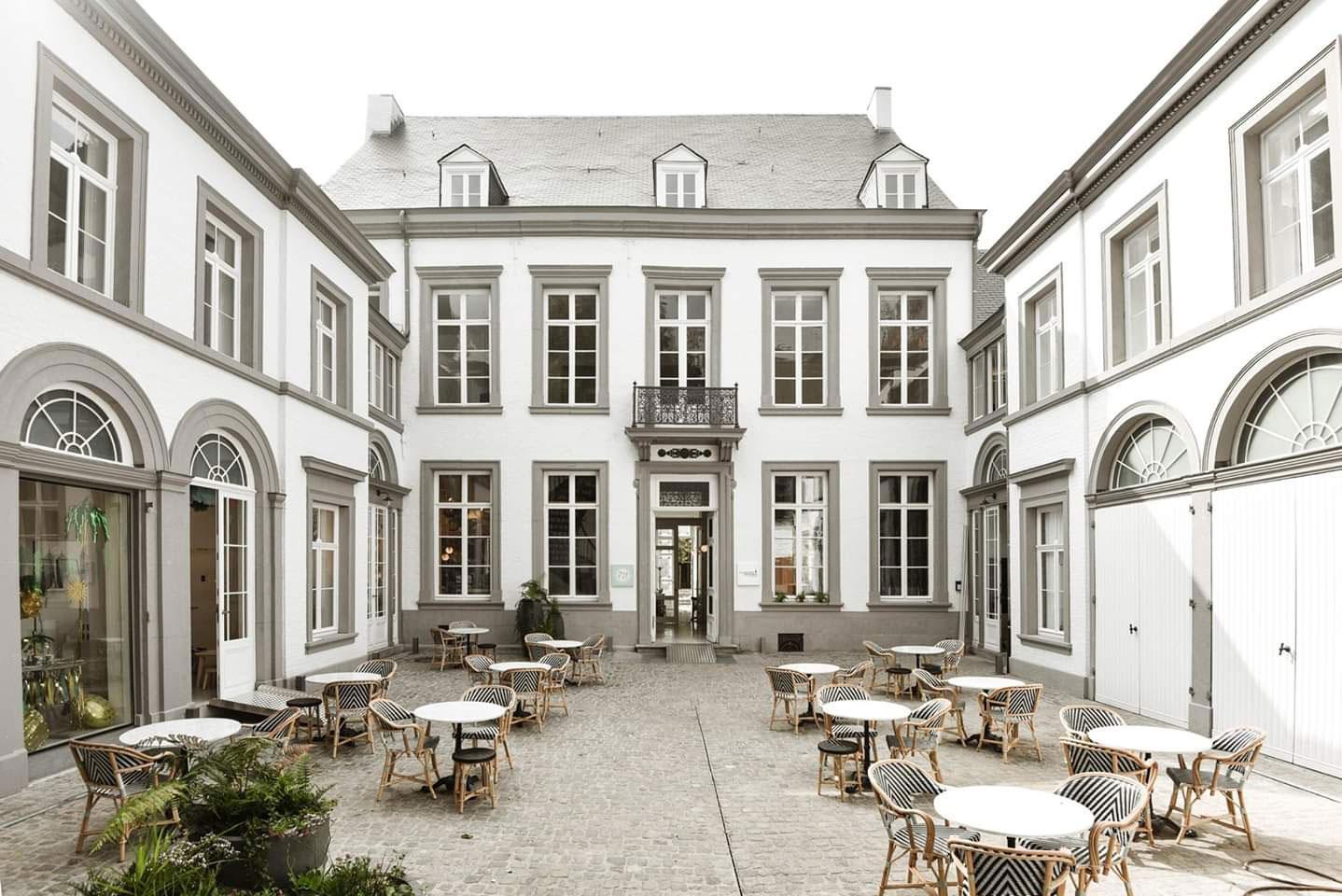 Restauration d'un hôtel particulier