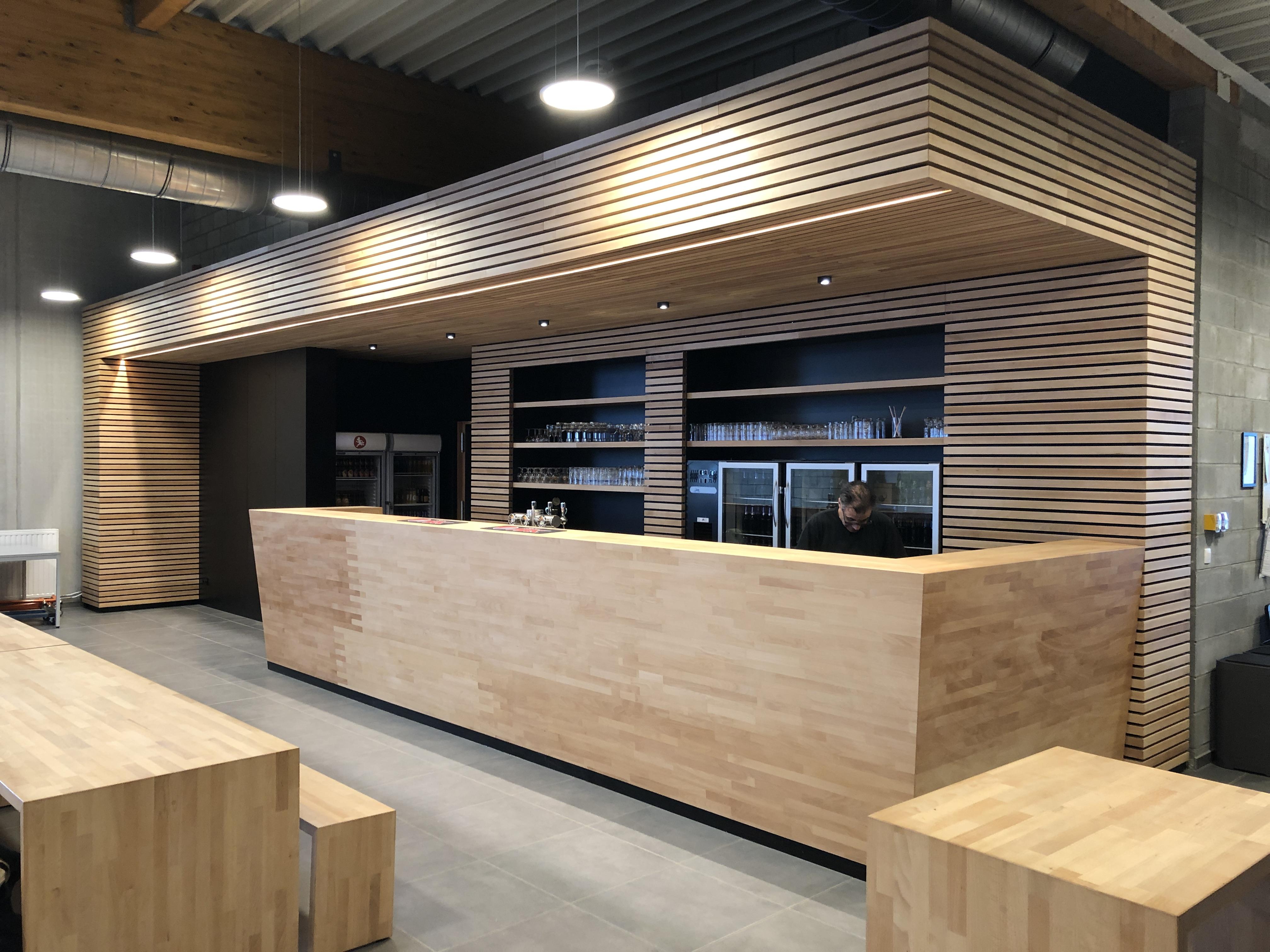 Cafétéria/ Bar/Comptoir